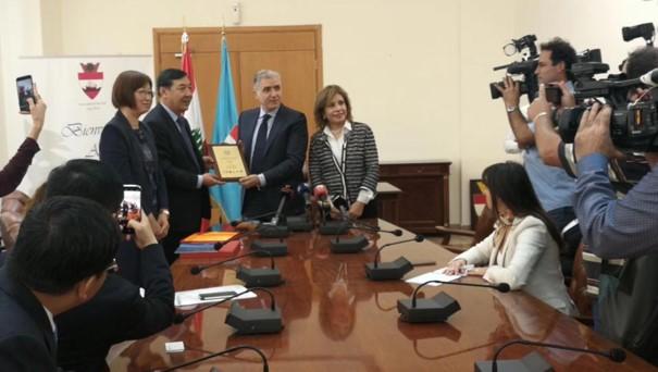 黎巴嫩首都贝鲁特加入城市联盟